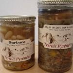 Terroirs des Pyrénées Garbure et Mijoté de Lentilles