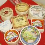 Fromagerie Graindorge : Livarot, Pont l'Evêque, Camembert, Coulommiers