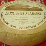 Fromage Pic de la Calabasse